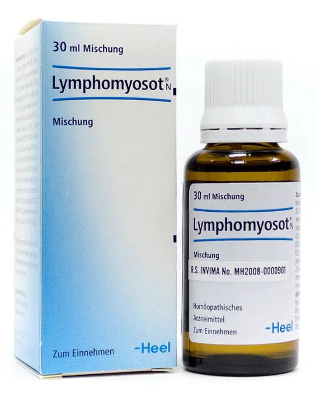 Heel Lymphomyosot Gotas