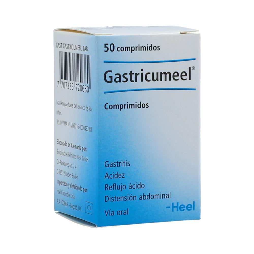Heel Gastricumeel Tabletas