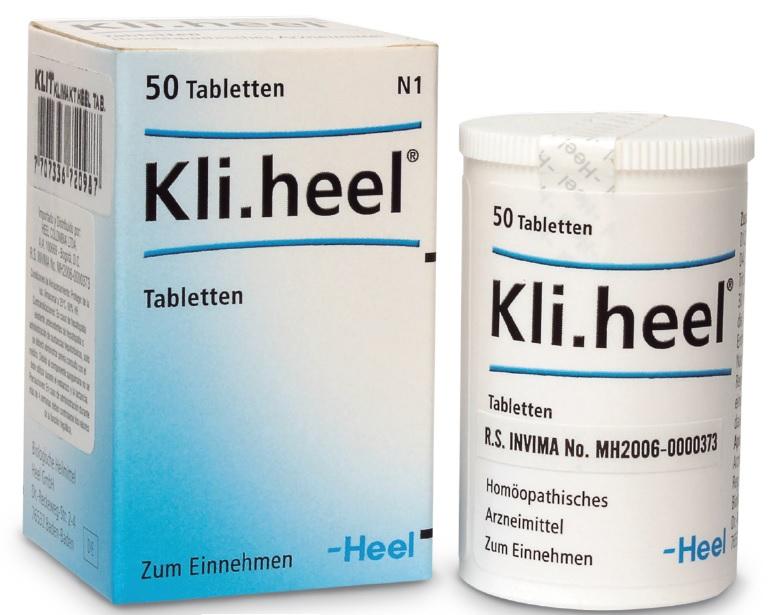 Heel Kli Tabletas