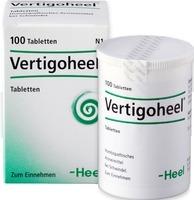 Heel Vertigoheel Tabletas