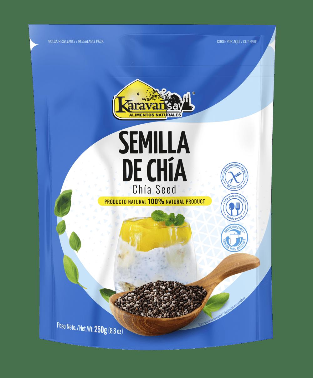 Semillas de Chía 250 gramos