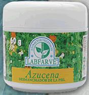 Azucena Crema x 60gr