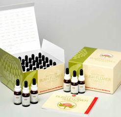 -Australian Bush Flower Essences. Stock Kits. 69 Frascos