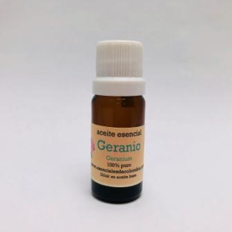 Geranio Aceite Esencial 10ml