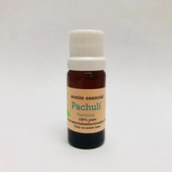 Patchuli O Pachuli Aceite esencial (Pogostemon cablin) 10ml