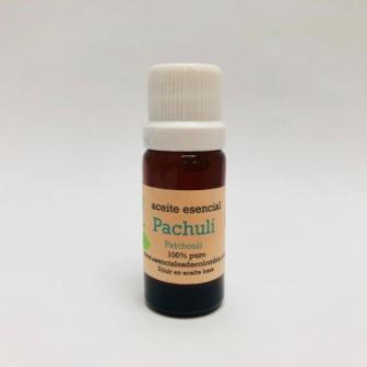Pachuli Aceite Esencial 10mL