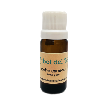 Arbol del Té 10ml Aceite Esencial The Tea Tree