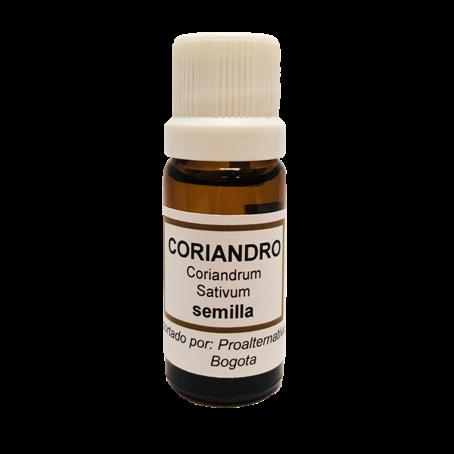 Coriandro Semilla aceite esencial 10 ml
