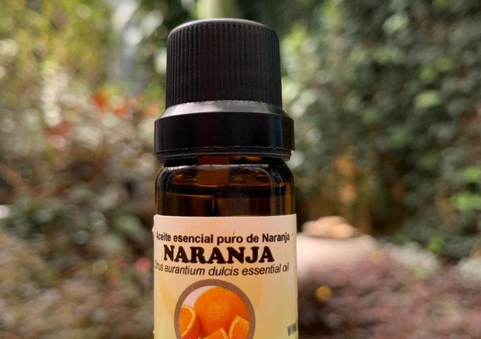 Naranja Aceite esencial 10mL