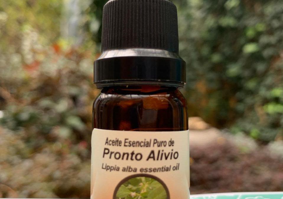 Pronto Alivio Aceite Esencial 10 ml
