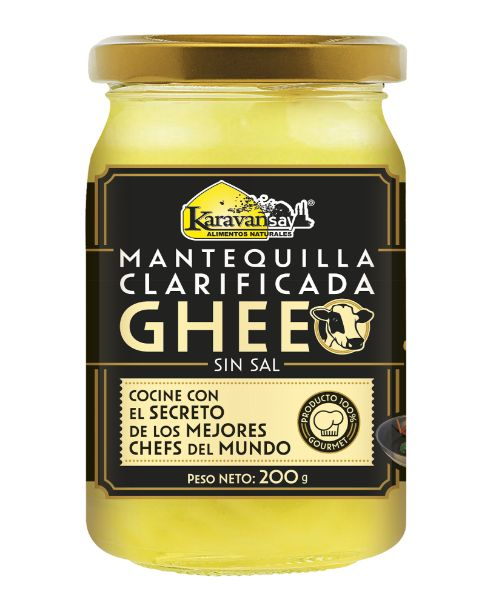 Mantequilla Clarificada Ghee x 200 gramos