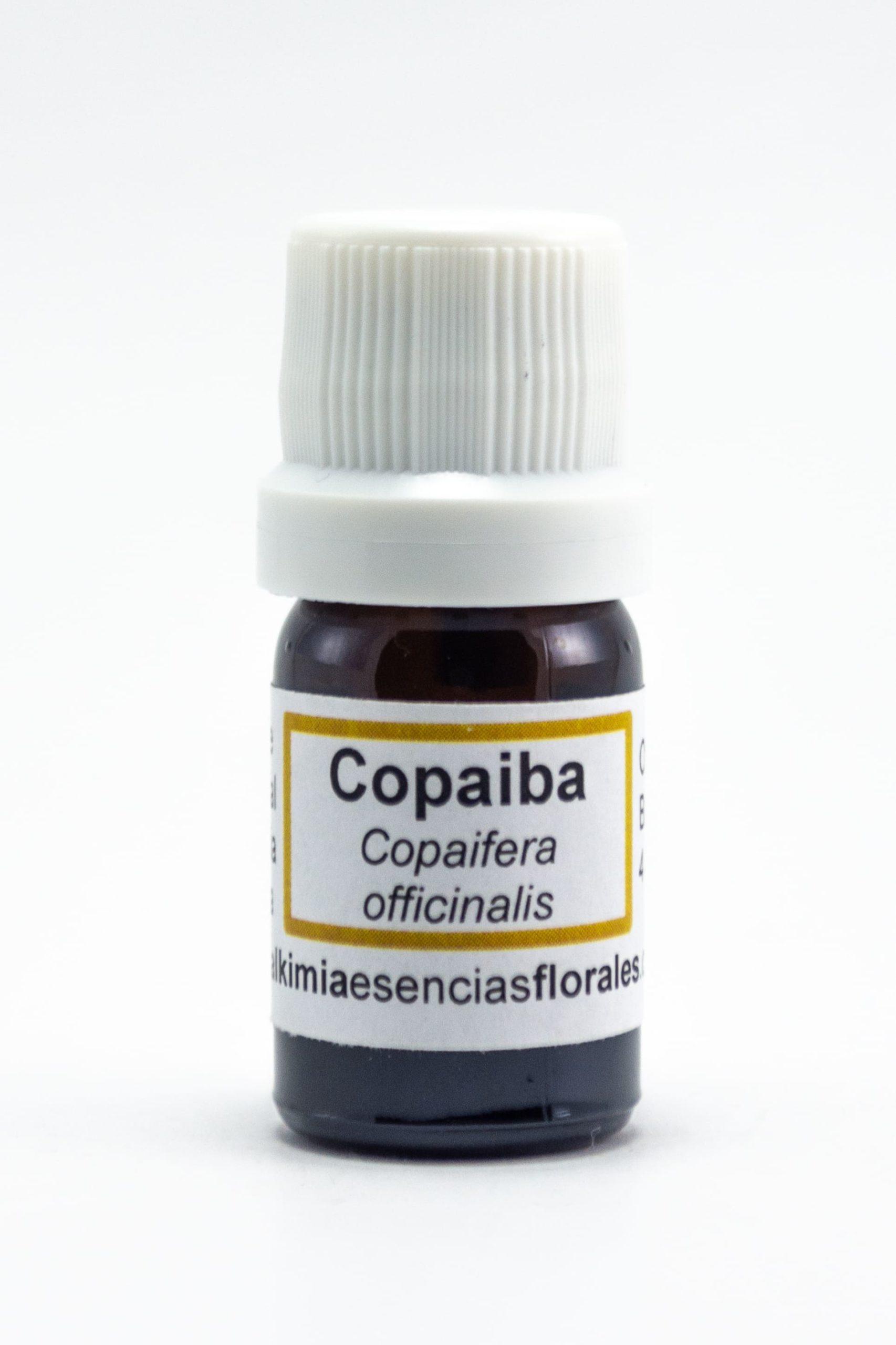 Copaiba Aceite Esencial 4 ml