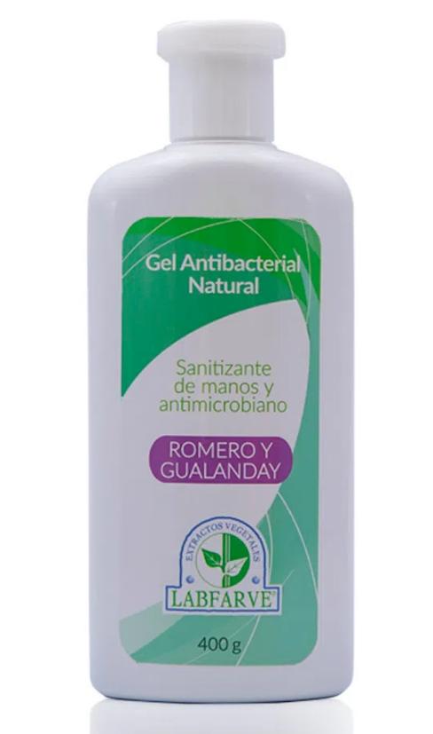 Gel Antibacterial Natural