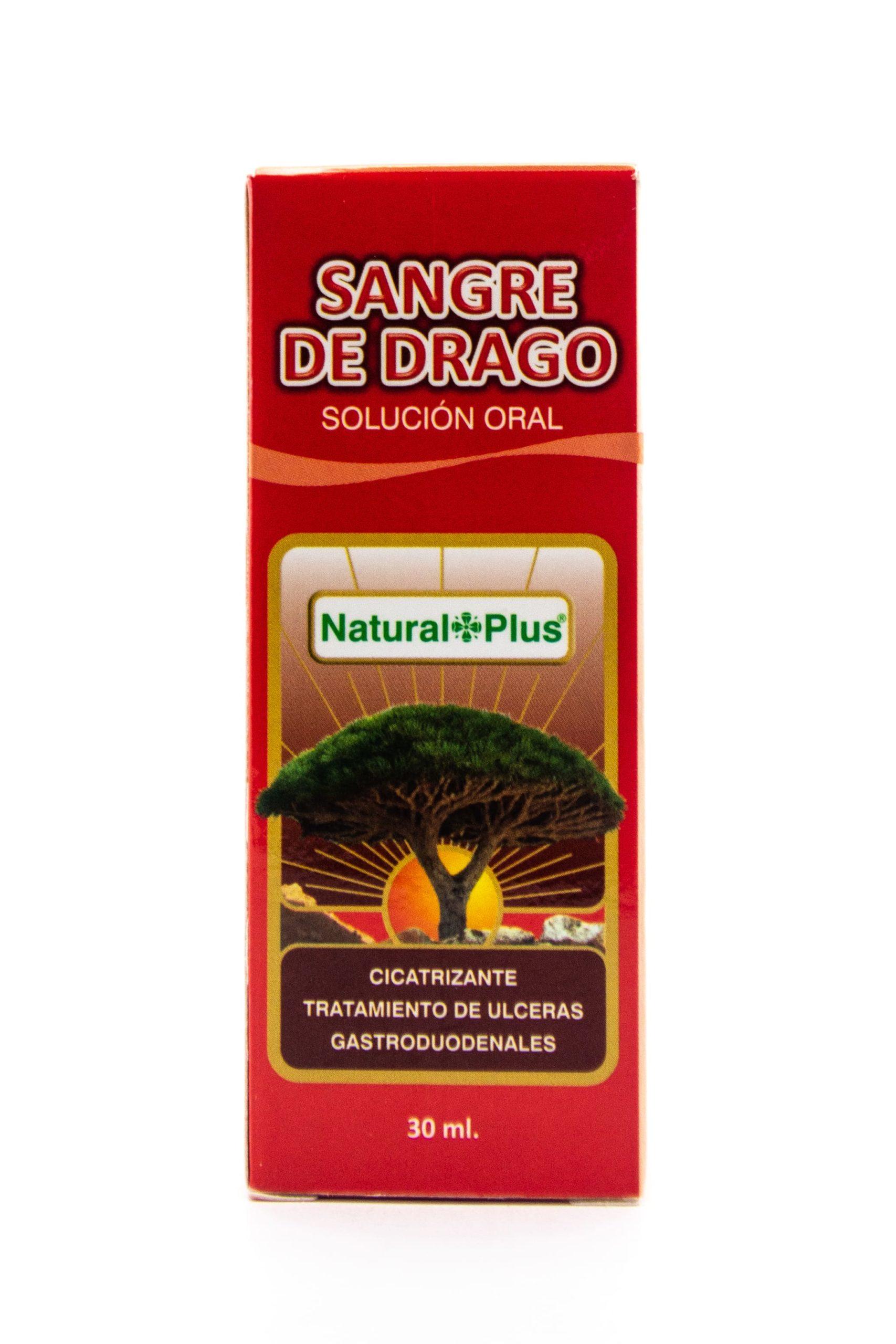Sangre de Drago Solución Oral x 30ml